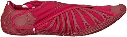 Fivefingers Original Donna Basse Furoshiki Rosso Scarpe Vibram da Beet Ginnastica Red Vibram gdqwZ