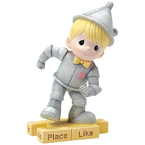 Precious Moments,  The Wonderful World of Oz Tin Man, Resin Figurine, 154458 (Man Heart Of Tin Wizard Oz)