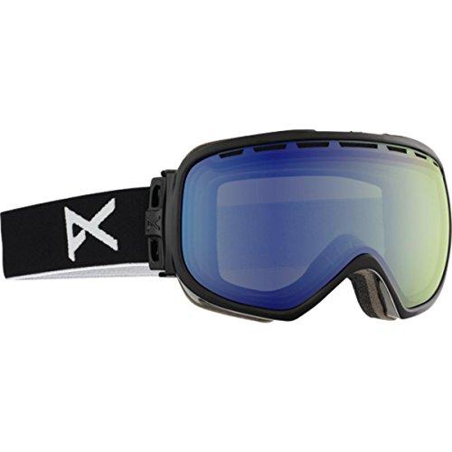 Anon Insurgent Goggles Black/Blue Lagoon Lens Mens -  10771101004