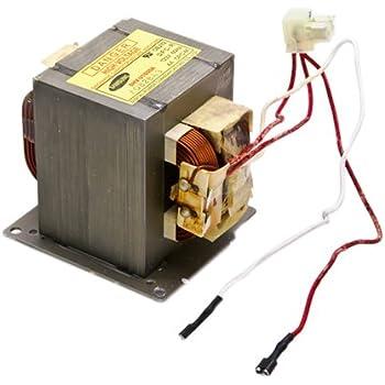 Amazon.com: GE WB27X10868 HV Transformer for Microwave