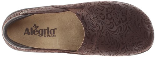 original Alegria Women's Keli Professional Choco Embossed Paisley outlet low cost dwJNdmE
