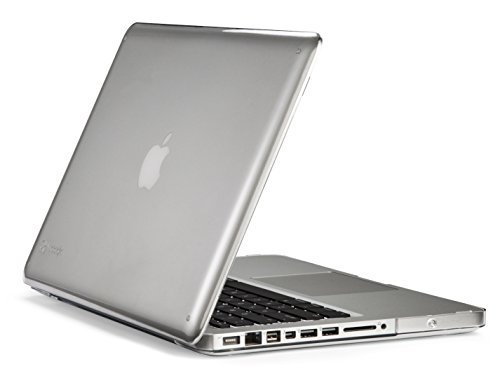 (Speck Products SeeThru Case for MacBook Pro, 13-Inch, Clear - Not for Retina Macbook)