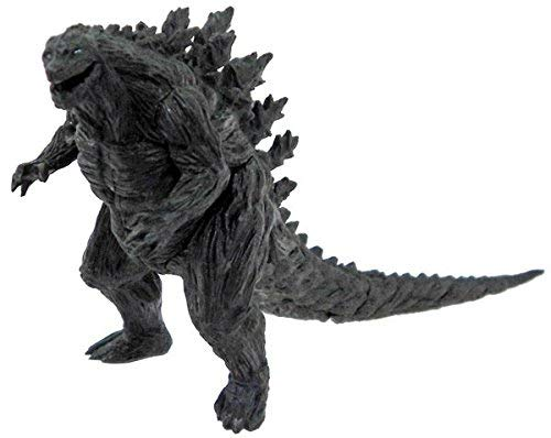 Monster Pvc Figure - Toho Bandai Gashapon HG Godzilla 2017 PVC Figure ~2017 Monster Planet Godzilla #Size 65mm