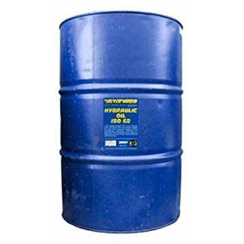 Silverhook ISO 68 aceite hidráulico 205 Litros Batería
