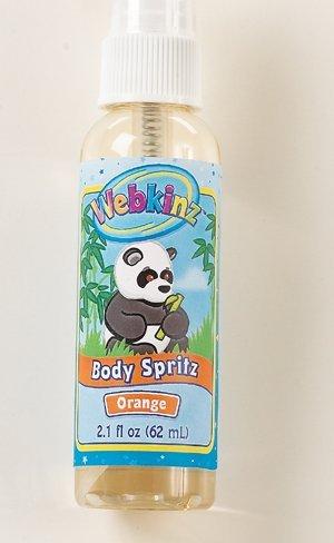 Webkinz Body Spritz Orange
