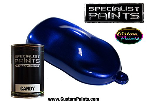 (Candy Paint Royal Blue - Gallon )