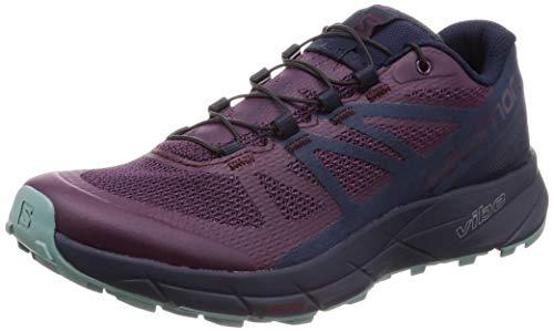 Running Women's Graphite Shoe Sense Potent Ride Purple Blazer Salomon Navy ISxawOw