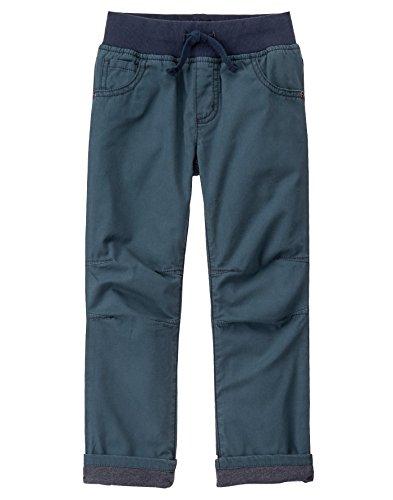 Gymboree Little Boys Everyday Woven Pant  Midnight Navy  10