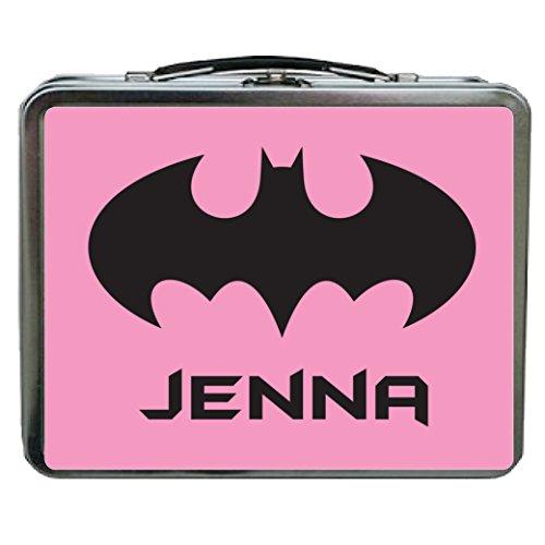 Batgirl Personalized Aluminum Lunch Box
