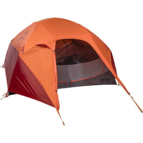 Marmot LimeLight 4Person Tent Cinder Rust 4p