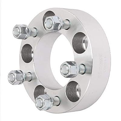 ECCPP 5 Lug 5x4.5 to 5x4.5 Wheel Spacers 5x114.3mm to 5x114.3mm 1.5