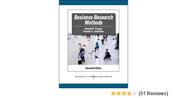Business Research Methods Cooper 11th Edition Pdf