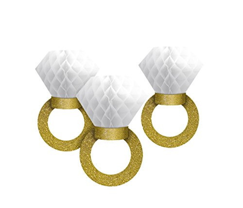 Honeycomb Ring Hanging Decorations