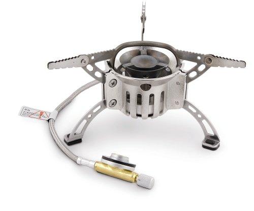 Brunton Lander Dual-Fuel Expedition Stove (Silver) Review