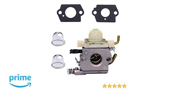 Carburetor for Echo PB-600 PB-6000 PB-601 PB-610 PB-602 trimmer#ZAMA C1M-K49