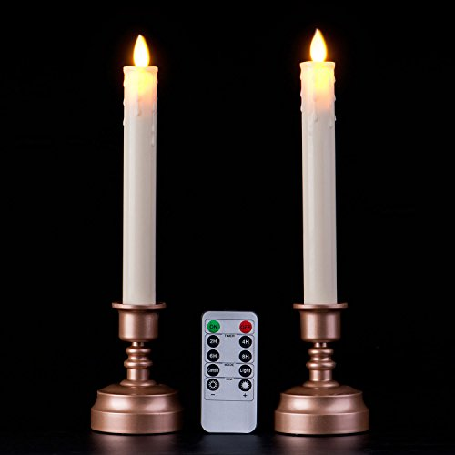 Pandaing Flameless Candlestick Realistic Function