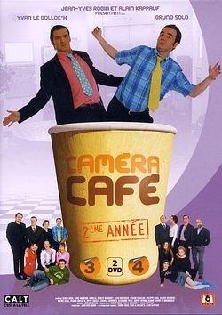 Caméra café - 2ème année - N°3 & 4 [Francia] [DVD]: Amazon.es ...