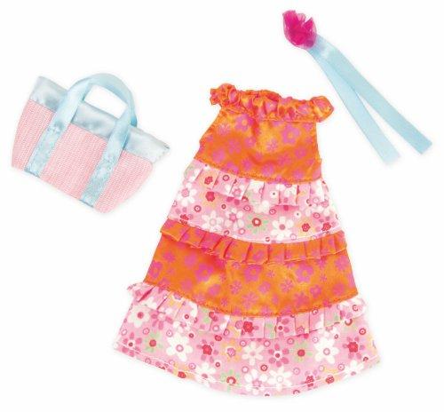 Groovy Girls Doll Clothing - Manhattan Toy Groovy Girls Fabulous and Flouncy Dress