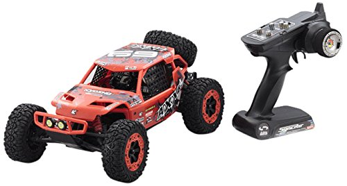 Kyosho 1/10 EP 2 WD AXXE T3 Buggy, Red