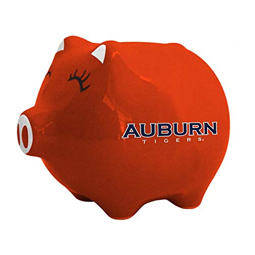 (NCAA Auburn Tigers Ceramic Piggy Bank)