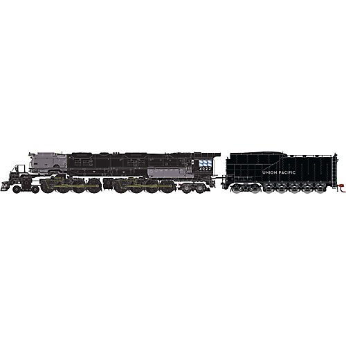 N 4-8-8-4 Big Boy w/DCC & Sound Coal Tendr,UP#4022