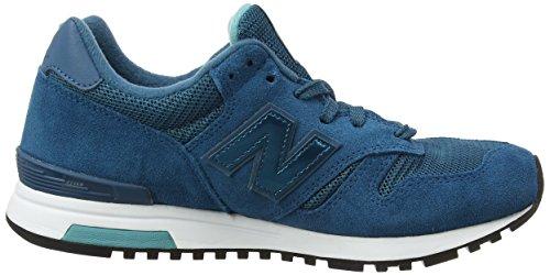 Bleu teal Femme Balance Running Wl565 New zIqvx