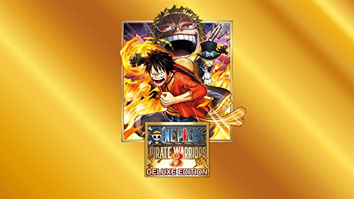 One Piece Pirate Warriors 3 Deluxe Edition - Nintendo Switch [Digital Code] (Warriors Pirate)