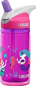 CamelBak Eddy Kids Insulated Bottle, Pink Mermaids.4 L
