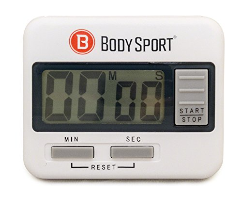 (Body Sport Digital Multi-Functional Timer)