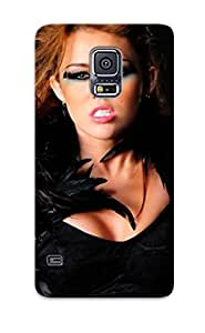 Defender Case With Nice Appearance (miley Cyrus) For Galaxy S5