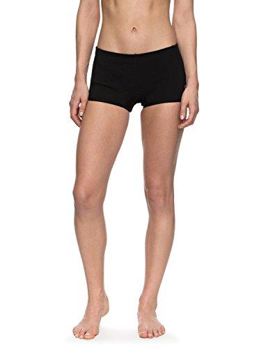 Roxy Womens 1Mm Syncro Series - Neoprene Surf Shorts - Women - 6 - Black Black 6 ()