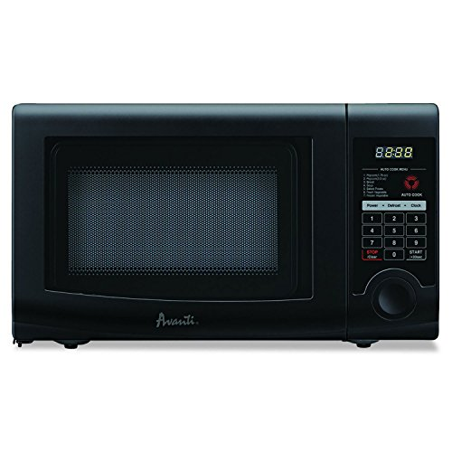 "Avanti Microwave Oven.7 Cubic Feet, 18""W x 13""D x 10-1/3""H,"