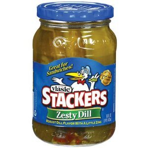vlasic dill pickles zesty - 9