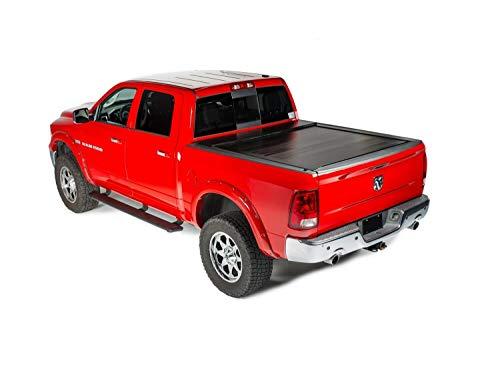 BAK Industries R15407 RollBak G2 Aluminum Hard Retractable Tonneau Bed Cover