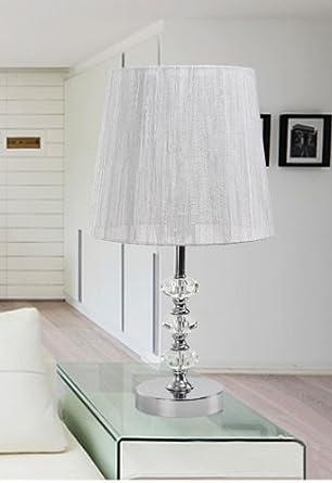 YFF@ILU Moderne und Minimalistische Lampen crystal Schlafzimmer ...