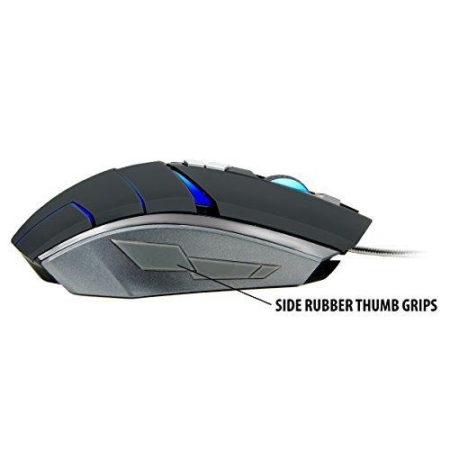 ENHANCE GX-M3 LED Gaming Mouse with 2800 DPI , 7