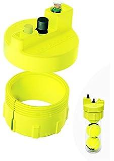 Ball Rescuer – Convierte envases de pelotas de pádel o tenis en un Bote Presurizador de