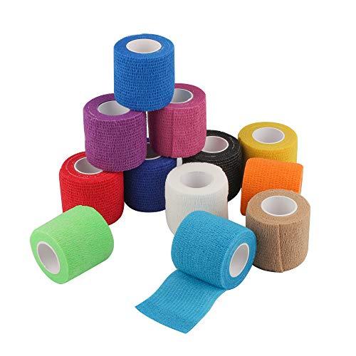 Adherent Cohesive Bandages Adhesive Athletic product image