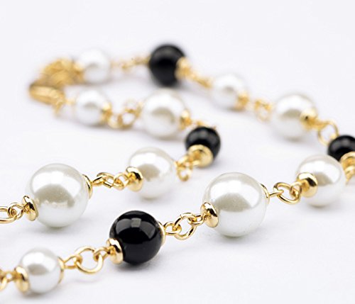 HYS Jewelry Fashion Stretchable Artificial Pearls Necklaces - xl00732