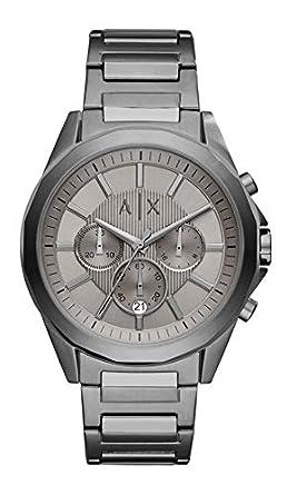 1c99aa1305a Relógio Masculino Armani Exchange AX26034CN  Amazon.com.br  Amazon Moda