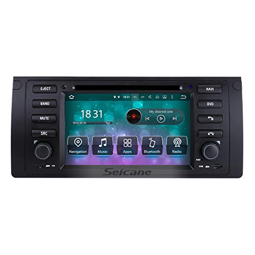 Bluetooth Radio DVD Android 9.0 GPS Navigation for Land Rover Range Rover 2002 2003 2004 with 3G WiFi Mirror Link OBD2 Rearview Camera DVR ()
