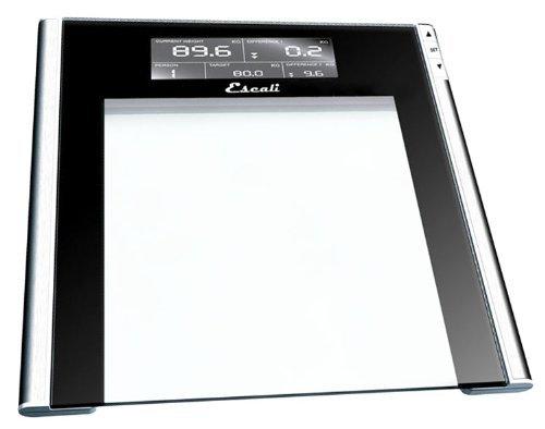 Escali - Track & Target Digital Bathroom Scale USTT200 by Escali