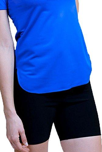 Undercover Waterwear Ladies Black Swim Shorts,Black,XXXXX-Large
