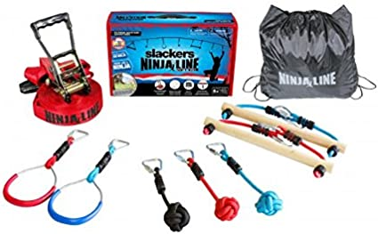Amazon.com: Ninjaline Kit de introducción de 56 pulgadas ...