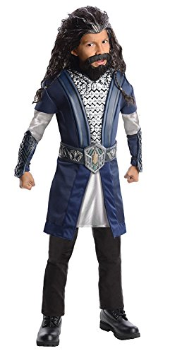 BESTPR1CE Boys Halloween Costume-Hobbit Thorin Kids Costume Small]()