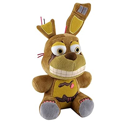 "Funko Five Nights at Freddy's Springtrap FNAF Plush, 6"": Toys & Games"