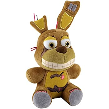 Funko Five Nights at Freddys Springtrap FNAF Plush, 6