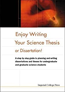 enjoy writing your science thesis or dissertation download