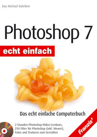 Photoshop 7, m. CD-ROM