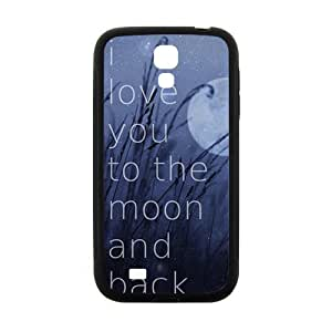 Artworks on Metal Phone Case for Samsung Galaxy S4
